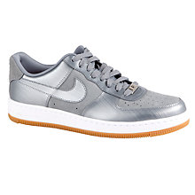 Buy Nike Women's Airforce 1 Ultra Force Trainers, Grey Online at johnlewis.com