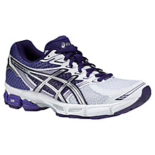Buy Asics Gel Phoenix 6 Women's Running Shoes, White/Purple Online at johnlewis.com
