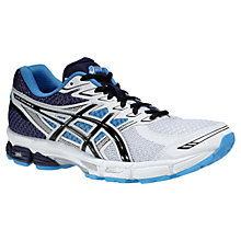 Buy Asics Gel Phoenix 6 Men's Running Shoes, White/Blue Online at johnlewis.com