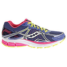 Buy Saucony Phoenix 7 Women's Running Shoes, Purple/Pink Online at johnlewis.com
