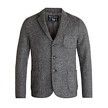 Buy Woolrich John Rich & Bros. Tweed Blazer, Grey Melange Online at johnlewis.com
