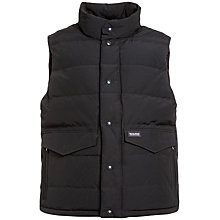 Buy Woolrich John Rich & Bros. Bering Gilet, Dark Navy Online at johnlewis.com