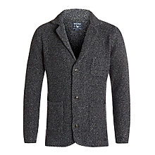 Buy Woolrich Military Blazer, Charcoal Online at johnlewis.com