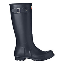 Buy Hunter Men's Original Tall Wellington Boots Online at johnlewis.com
