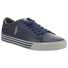 Buy Polo Ralph Lauren Harvey Leather Shoes Online at johnlewis.com