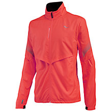 Buy Saucony Sonic Vizi Running Jacket, ViZiPRO Orange Online at johnlewis.com