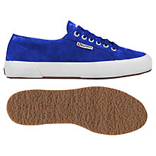 Buy Superga 2750 Suede Trainers Online at johnlewis.com