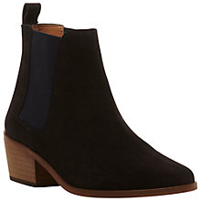 Buy Dune Petra Pointed Toe Chelsea Ankle Boots Online at johnlewis.com