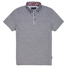 Buy Ted Baker Veniz Polo Shirt, Grey Online at johnlewis.com