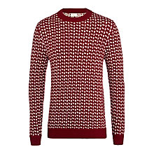Buy Selected Homme Hobson Crew Neck Jumper Online at johnlewis.com