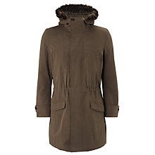 Buy JOHN LEWIS & Co. Ultimate Parka, Khaki Online at johnlewis.com