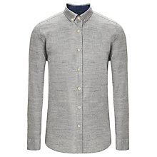Buy JOHN LEWIS & Co. Shuttle Vintage Button Long Sleeve Shirt Online at johnlewis.com