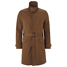 Buy JOHN LEWIS & Co. Military Belted Trench Coat Online at johnlewis.com