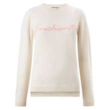 Buy Whistles Enchante Jumper, Ivory Online at johnlewis.com