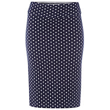 Buy White Stuff Noma Reversible Tube Skirt, Multi/Blue Online at johnlewis.com