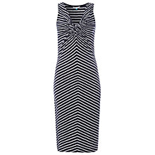 Buy White Stuff Loco Loco Midi Dress, Navy Online at johnlewis.com