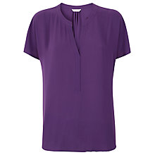 Buy Windsmoor Blouse, Purple Online at johnlewis.com