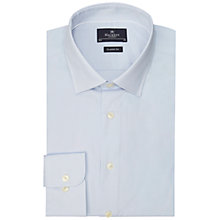 Buy Hackett London Plain Poplin Shirt, Blue Online at johnlewis.com