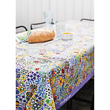 Buy Susanne Schjerning Cool Lagoon Tablecloth Online at johnlewis.com