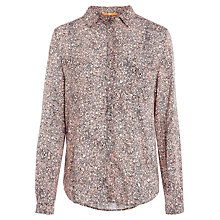 Buy BOSS Orange Printed Shirt, Multi Online at johnlewis.com