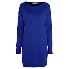 Buy Sandwich Long Cotton Jumper, Passion Blue Online at johnlewis.com