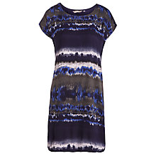 Buy Sandwich Tiedye Dress, Nightfall Online at johnlewis.com
