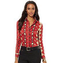 Buy Lauren Ralph Lauren Jamir Shirt, Multi Online at johnlewis.com
