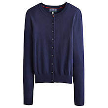 Buy Joules Poyntor Cardigan, French Navy Online at johnlewis.com