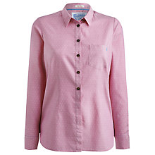Buy Joules Chambray Shirt, Pink Online at johnlewis.com