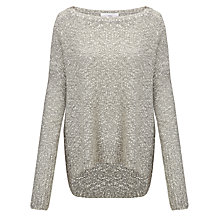 Buy Charli Vigo Jumper, Grey Online at johnlewis.com