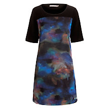 Buy Sandwich Northern Light Dress, Nightfall Online at johnlewis.com