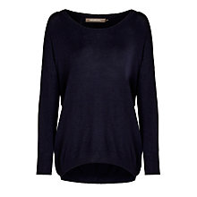 Buy Sandwich Boxy Jumper, Nightfall Online at johnlewis.com