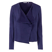 Buy Sandwich Waterfall Jacket, Nightfall Online at johnlewis.com