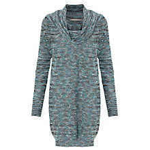 Buy Sandwich Rollneck Jumper, Dark Petrol Online at johnlewis.com
