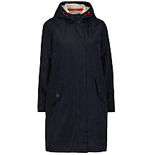 Buy Joules Shoreham Waterproof Parka, Navy Online at johnlewis.com