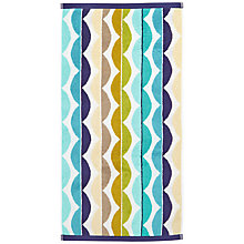 Buy Scion Tribal Wave Towel Online at johnlewis.com