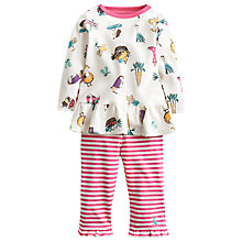 Buy Little Joule Tasha Harvest Top and Leggings Set, Multi Online at johnlewis.com
