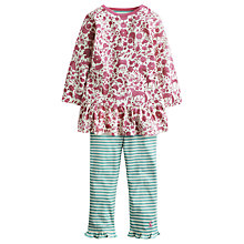 Buy Baby Joule Woodland Top & Leggings, Multi Online at johnlewis.com