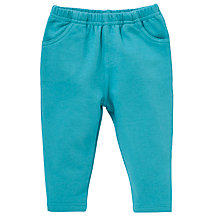 Buy John Lewis Jegging Style Trousers, Green Online at johnlewis.com