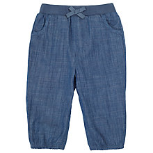 Buy John Lewis Chambray Jeans, Denim Online at johnlewis.com