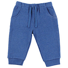 Buy John Lewis Fashion Joggers, Blue Online at johnlewis.com