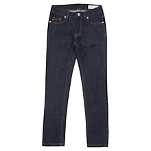 Buy Polarn O. Pyret Children's Slim Fit Jeans, Blue Online at johnlewis.com