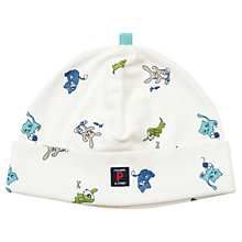 Buy Polarn O. Pyret Baby's Animal Beanie Hat Online at johnlewis.com