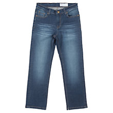 Buy Polarn O. Pyret Children's Regular Fit Jeans, Blue Online at johnlewis.com