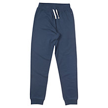 Buy Polarn O. Pyret Children's Trousers, Navy Online at johnlewis.com