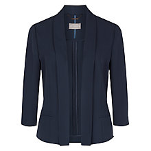Buy Planet New Navy Short Jacket, Navy Online at johnlewis.com