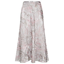 Buy Jacques Vert Devore Skirt, Dove Online at johnlewis.com