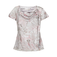 Buy Jacques Vert Devore Top, Dove Online at johnlewis.com