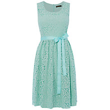 Buy Rise Alexia Lace Dress, Mint Online at johnlewis.com