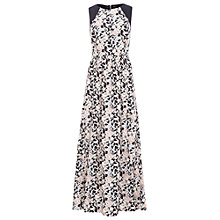 Buy Sugarhill Boutique Lottie Maxi Dress, Black/Peach Online at johnlewis.com